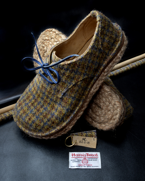 Harris Tweed Rope Soled Slippers 475px.jpg